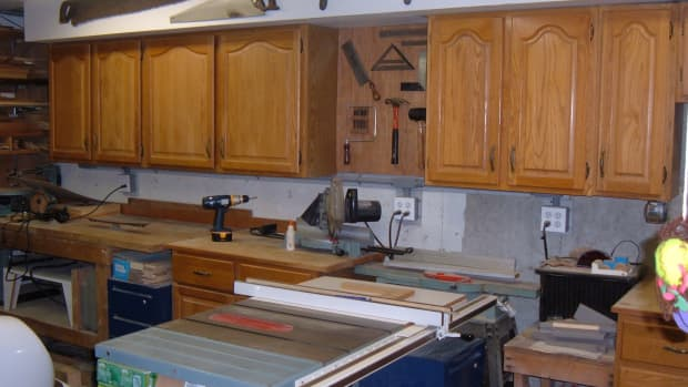 recycle-kitchen-cabinets-into-garage-storage-units