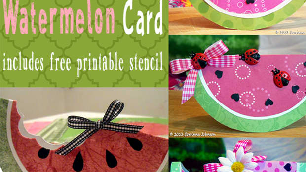 how-to-make-a-watermelon-card-or-invitation-for-summer-parties