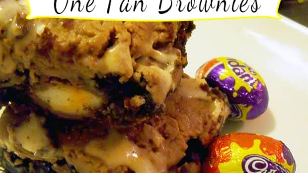 cadbury-creme-egg-one-pan-brownies