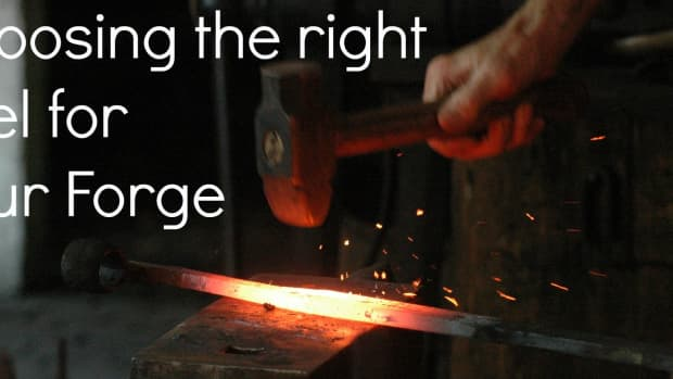 Choosing the right fuel for your forge