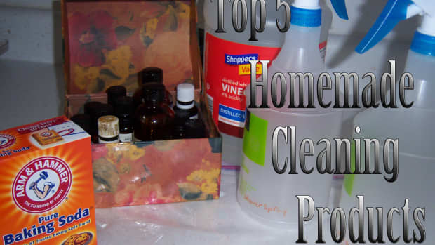top-five-homemade-cleaning-products