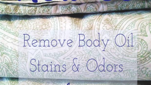 removing-body-oil-stains-and-odors-from-sheets
