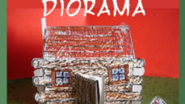 shoebox-diorama