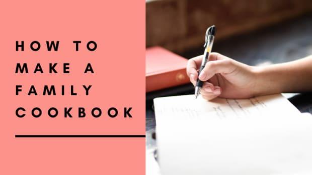 family-recipe-book
