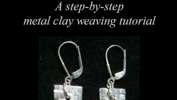 metal-clay-weaving