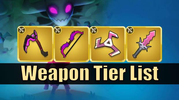 archero-weapon-tier-list