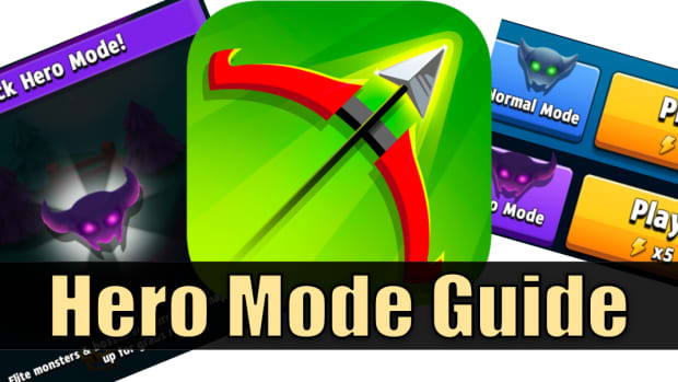 archero-hero-mode-guide