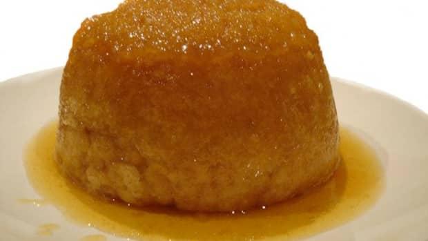 Microwave Steamed Sponge Pudding Photo by: jem