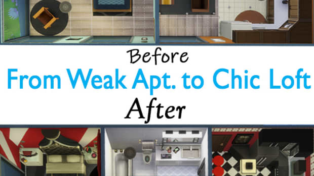 the-sims-4-building-for-beginners-from-run-down-apartment-to-trendy-loft