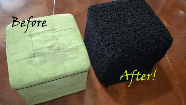 how-to-make-an-easy-faux-fur-slipcover-for-a-storage-cube-ottoman