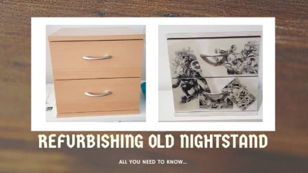 how-to-refurbish-old-nightstand-quickly-using-decoupage-technique