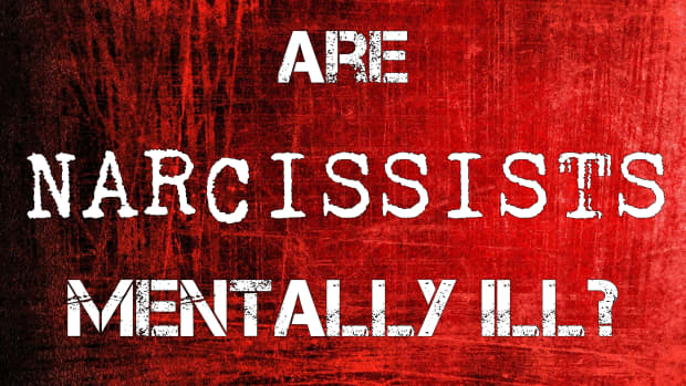 are-narcissists-mentally-ill