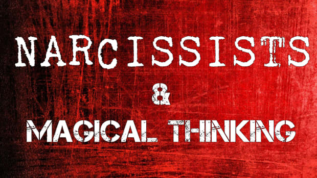 narcissists-magical-thinking