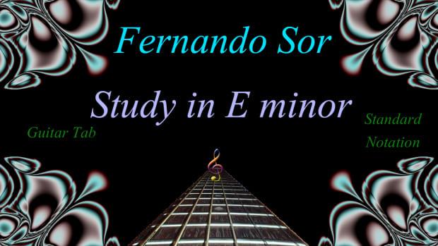 easy-classical-guitar-study-in-e-minor-by-fernando-sor