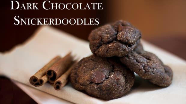 dark-chocolate-snickerdoodle-cookies