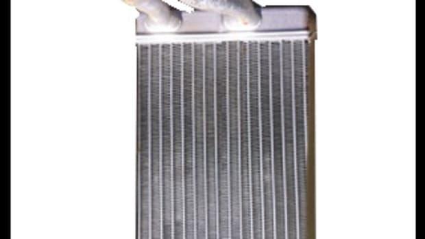heater-core-installation