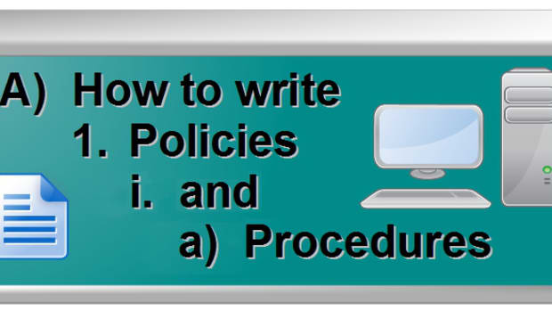 how-to-write-policies-and-procedures