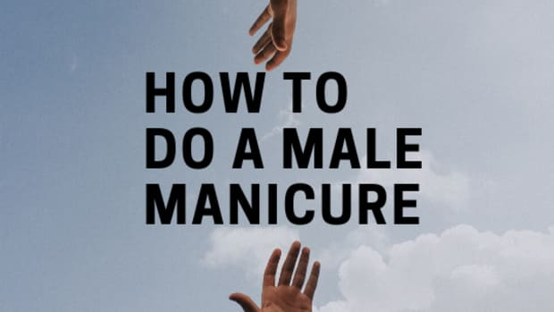 how-to-manicure-mens-nails
