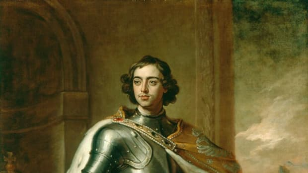 the-strength-of-peter-the-great-of-russia