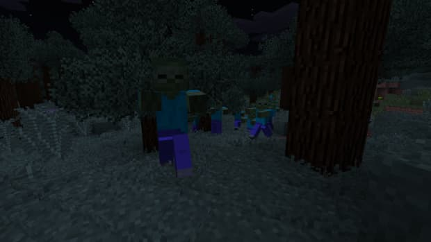 minecraft-mod-examination-zombie-awareness
