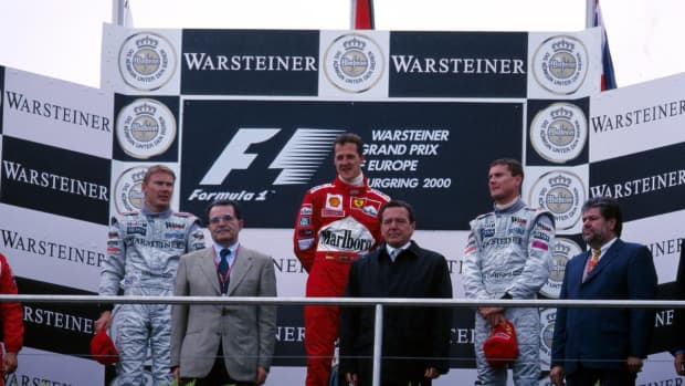 - 2000 -欧洲- gp -迈克尔-舒马赫第39 -职业生涯赢