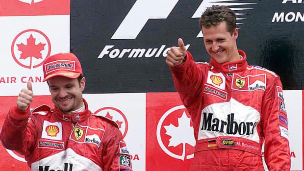2000年加拿大大奖赛迈克尔·舒马赫职业生涯第40场胜利