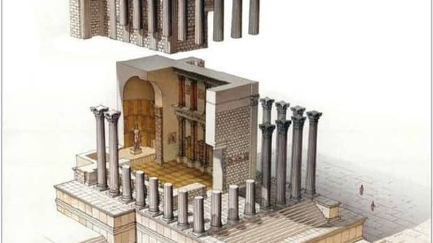 terminologies-in-roman-architecture
