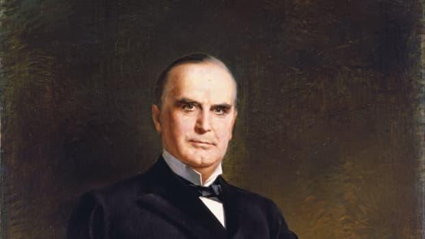 william-mckinley-25th-president
