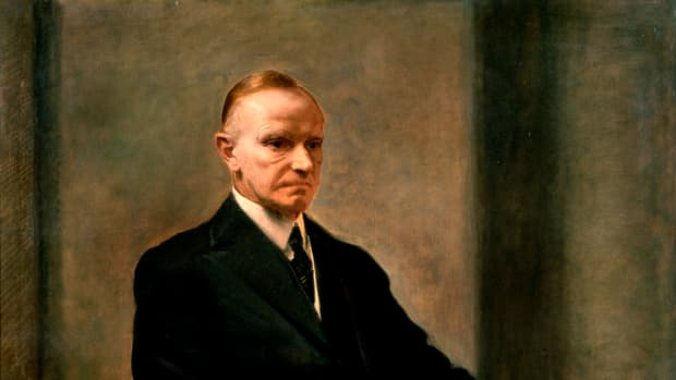 calvin-coolidge-30th-president