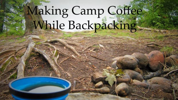 how-to-make-coffee-while-backpacking