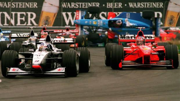 1998年加拿大大奖赛迈克尔·舒马赫职业生涯第29场胜利