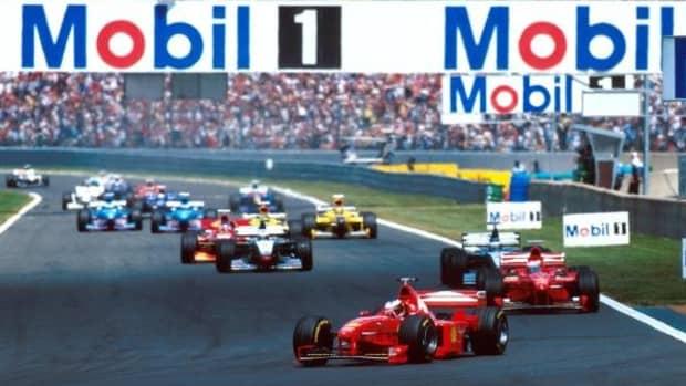 1998年法国大奖赛迈克尔舒马赫职业生涯第30场胜利