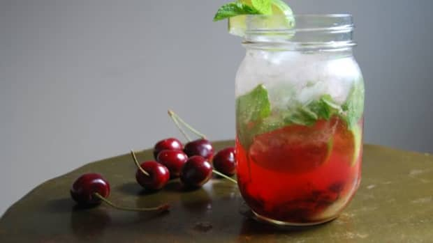 sweet-cherry-mojitos