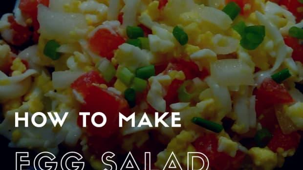 how-to-make-egg-salad-with-vinaigrette-salad-dressing
