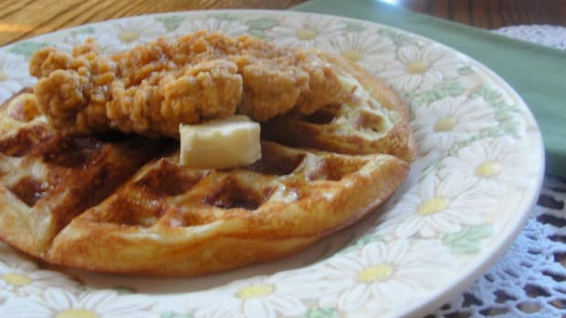 perfect-chicken-and-waffles