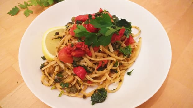 welsh-laverbread-and-tomato-linguine