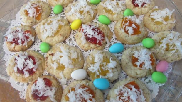 coconut-thumbprint-cookies