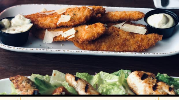health-benefits-of-fish-sticks-fish-fingers-with-baked-beans