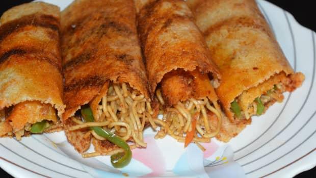 healthy-snacks-schezwan-dosa-or-spring-dosa-recipe