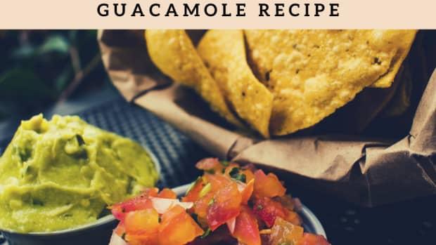 the-best-and-easiest-gluten-free-party-snacks-guacamole-and-mini-pizzas