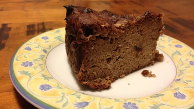 paleo-banana-cake