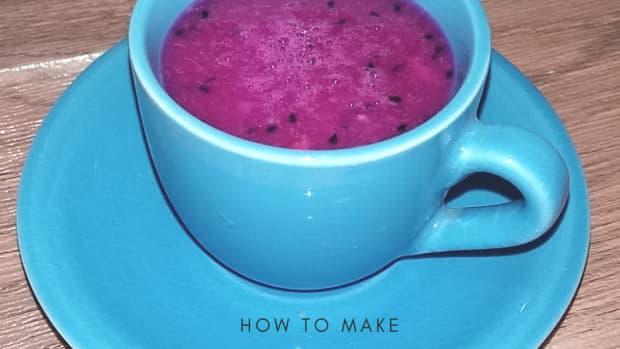 how-to-make-dragon-fruit-apple-lemonade