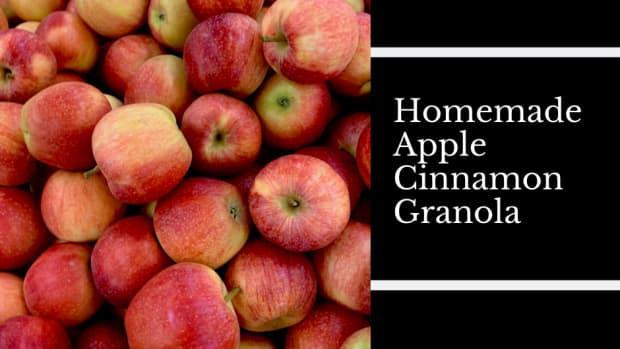 homemade-apple-cinnamon-granola