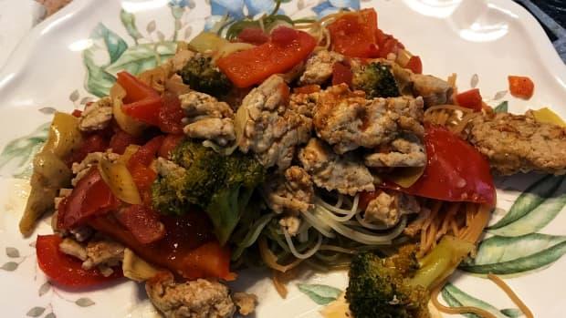 simple-healthy-italian-skillet-dinner