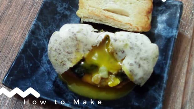 how-to-make-egg-florentine-with-longganisa-and-mushroom-poached-egg