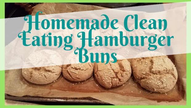 homemade-clean-eating-hamburger-buns