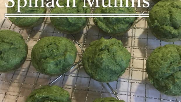 sweet-vegan-spinach-muffins
