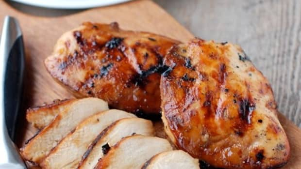 easy-marinade-healthy-ginger-maple-syrup-clove-chicken-breast-low-sugarcarbs-high-protein
