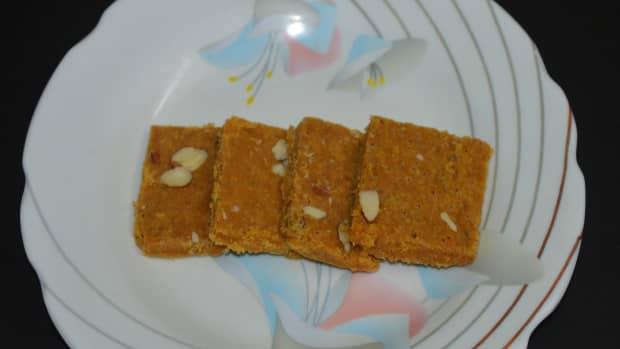 besan-burfi-chickpea-flour-sweet-recipe