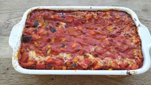 lasagna-with-vegetable-meat